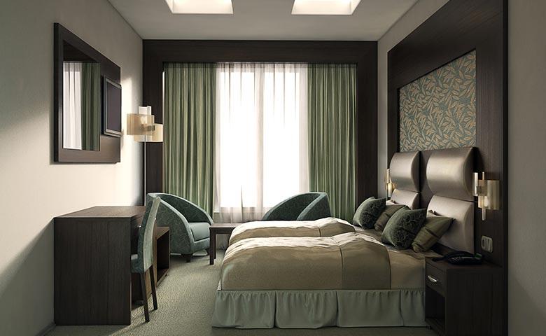 otel odası tasarım fikirleri