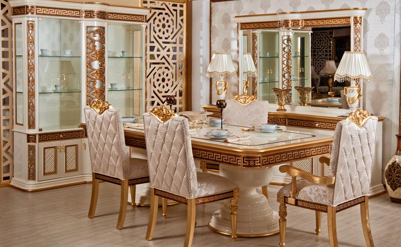 Saray klasik yemek odası