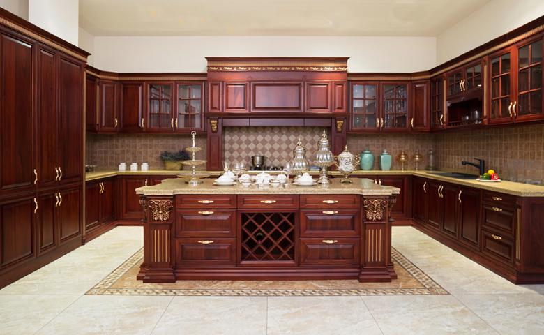 asortie klasik mutfak