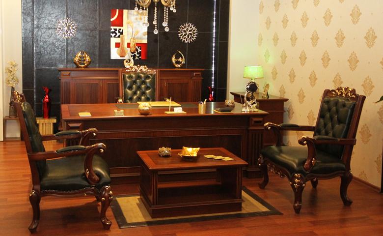 klasik ofis tasarımı