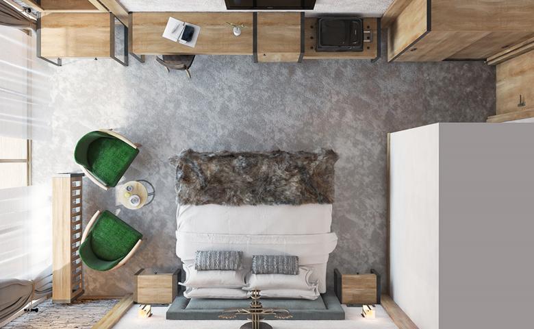 en güzel otel odası