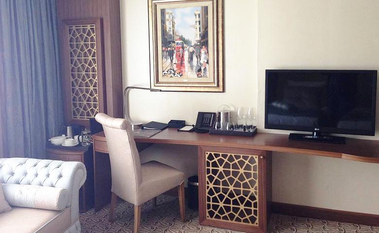Otel odası mobilyası resimleri