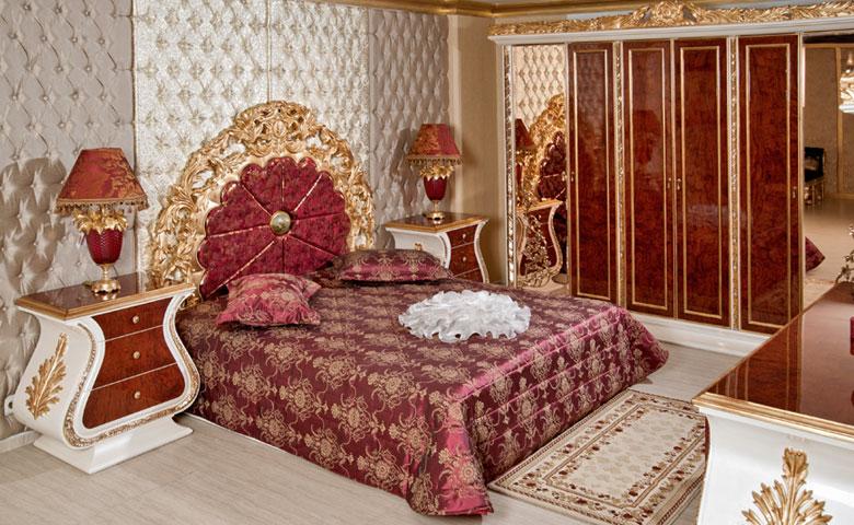klasik yatak odası trendleri