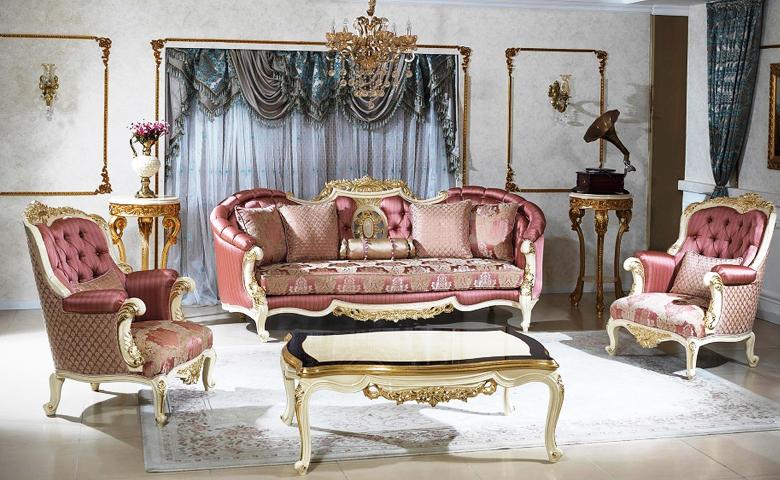 avrupadan klasik koltuk tasarımları