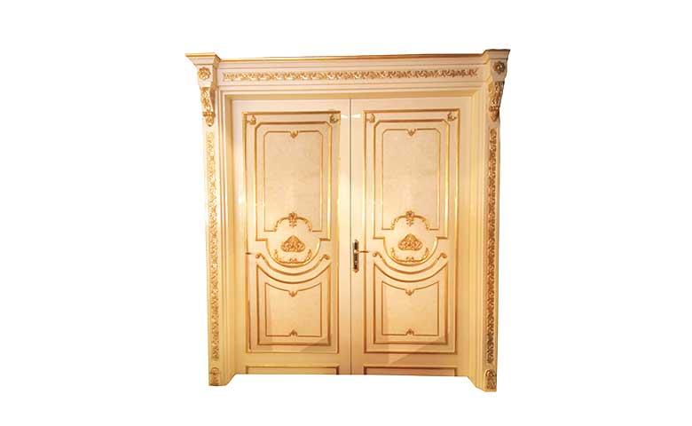 Klasik kapı tasarımları