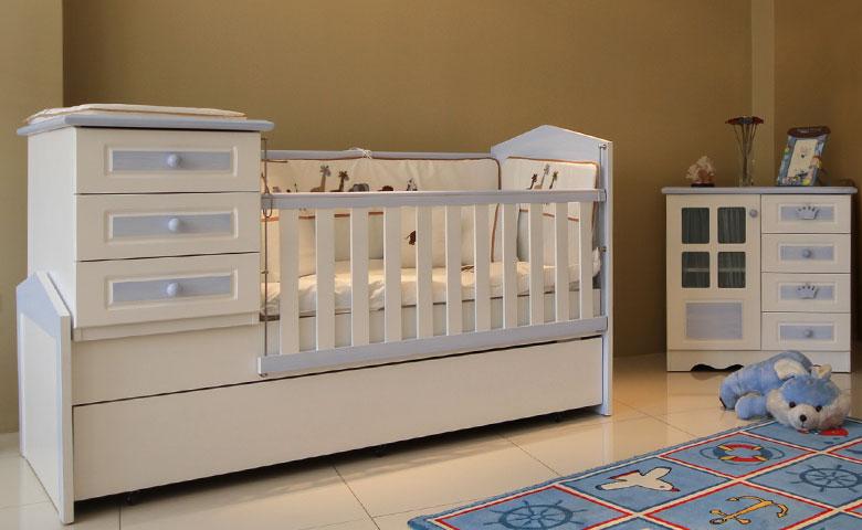 Bebek odası modeli