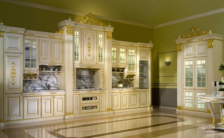 Klasik mutfak modelleri