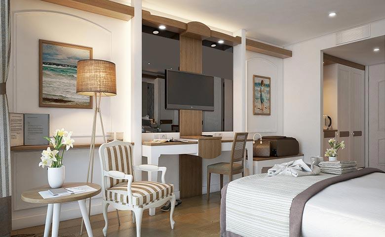 otel odası tasarımı