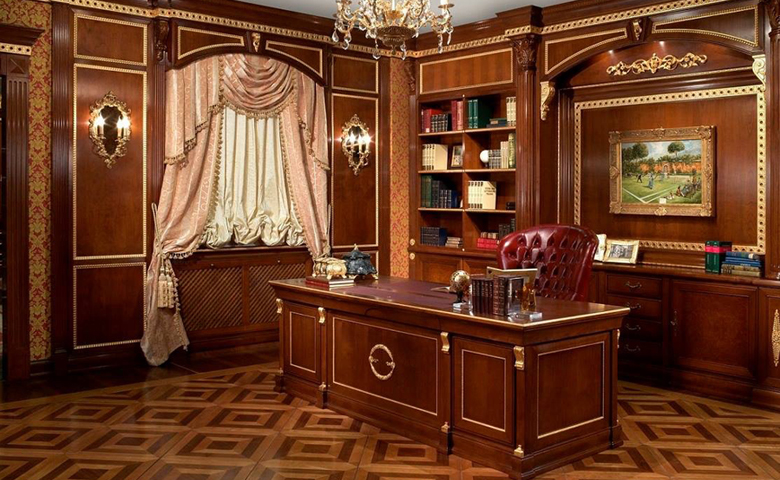 klasik makam odası