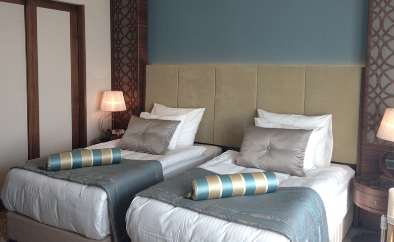 Otel odası mobilyası modelleri