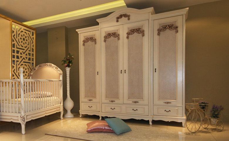 Bebek odası gardırop