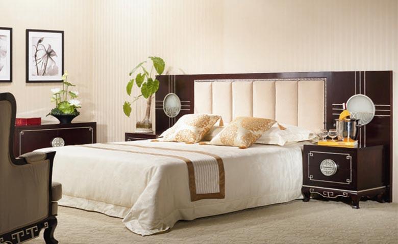 otel odası başlıklı yatak