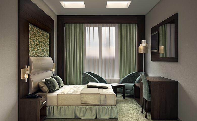 otel odası dekorasyon fikirleri