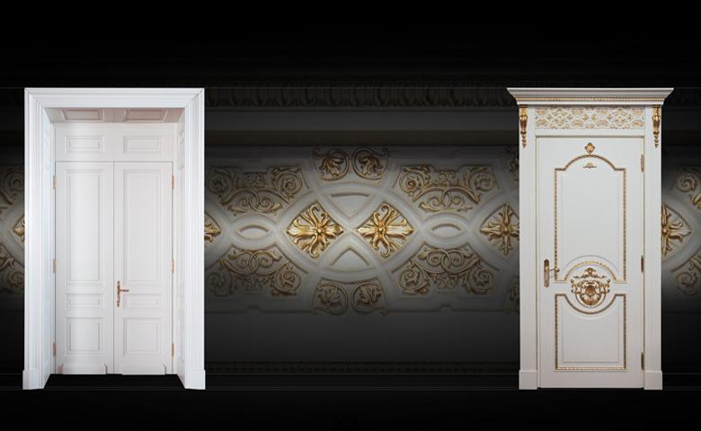 beyaz kapı modelleri