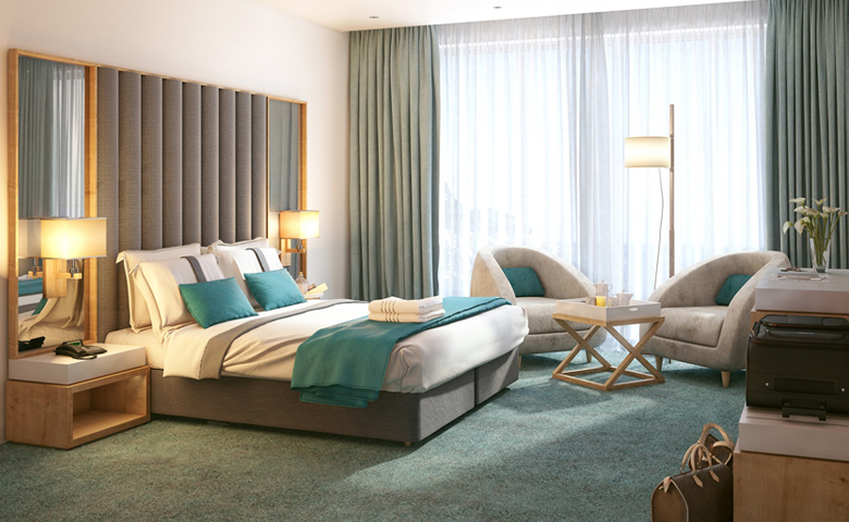 otel odası tasarımları