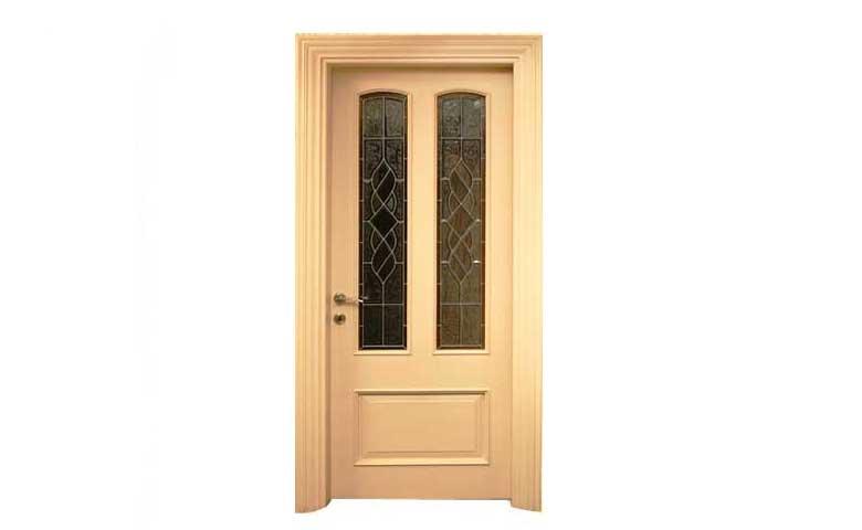Asortie Klasik Camlı kapı