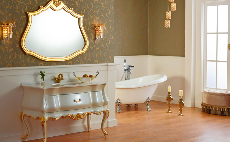 Masko klasik banyo