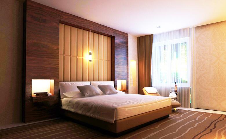 Antalya otel odası