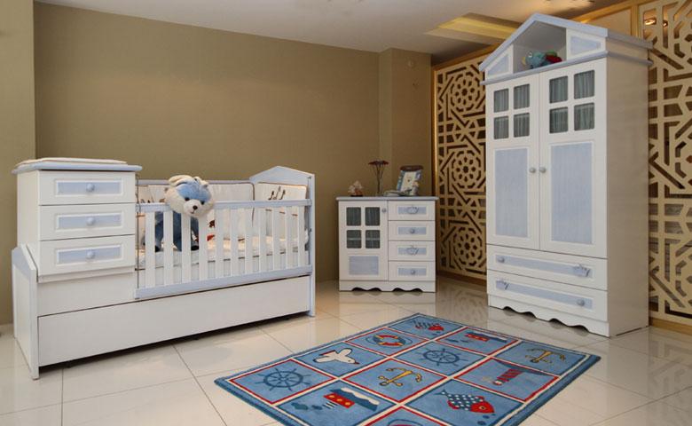 Bebek odası modelleri