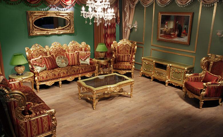 Ankara klasik koltuk takımı