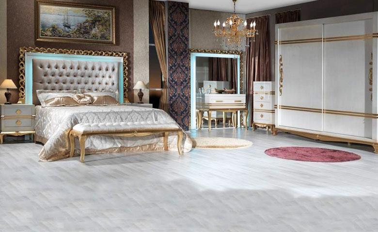 Klasik yatak odası takımı modeli