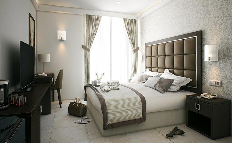 otel odası modelleri