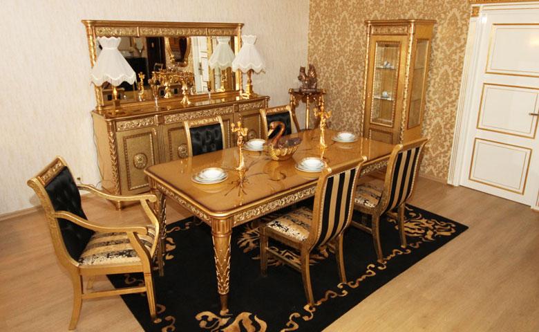 İstanbul yemek odası takımı