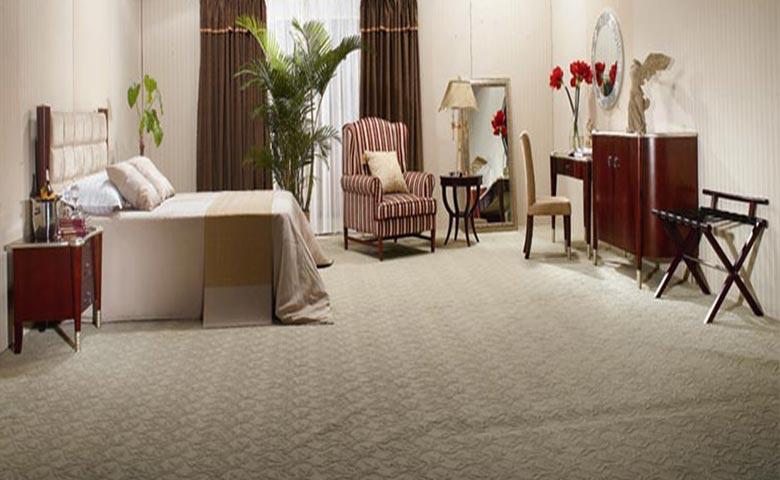 Konforlu yatak odası
