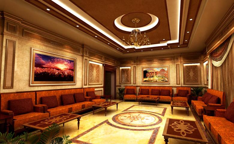 meclis odası dekore