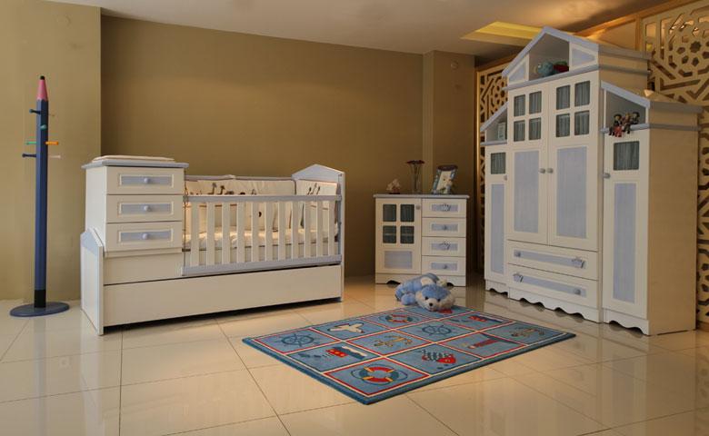 Klasik çocuk odası modelleri