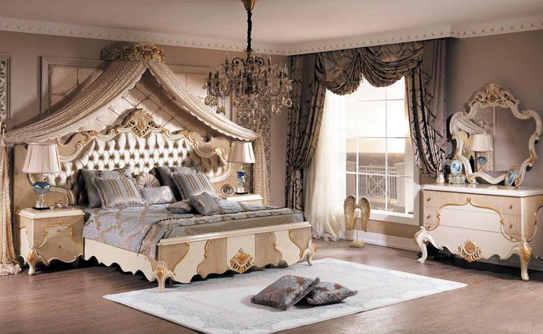 Klasik yatak odası fiyatları