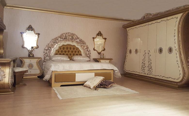 En çok tercih edilen klasik yatak odası