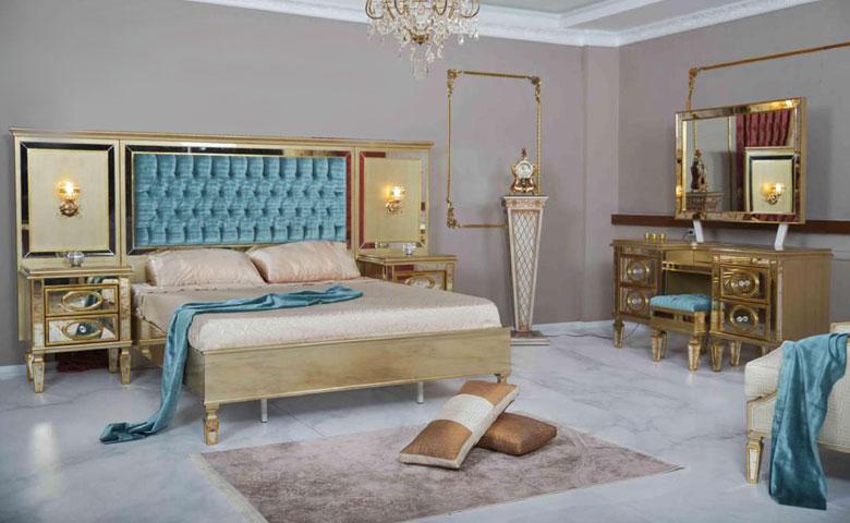 Klasik yatak odası takımı