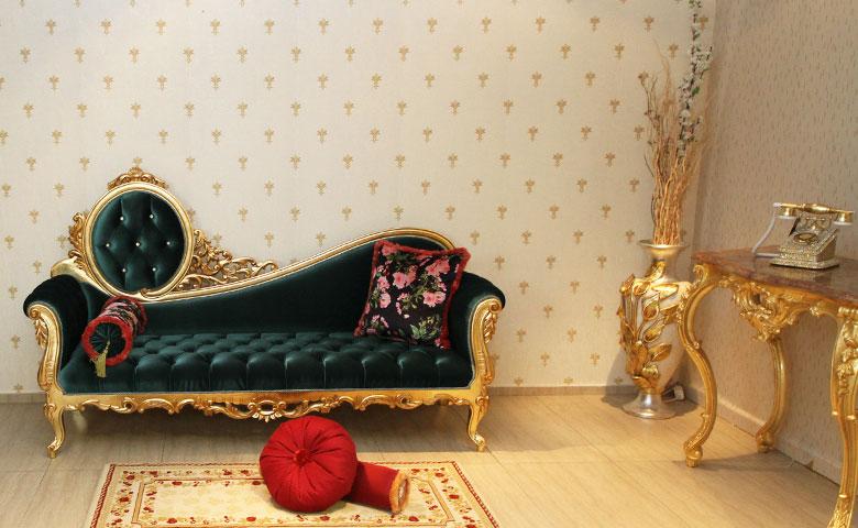 Klasik dinlenme koltuğu