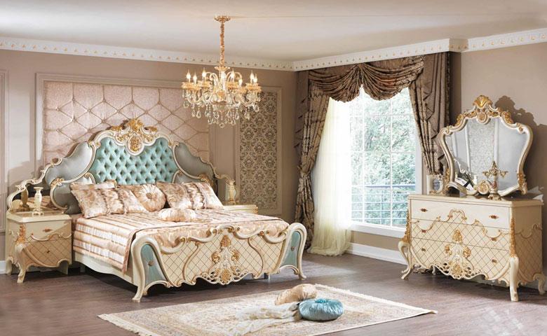 Milano klasik yatak odası