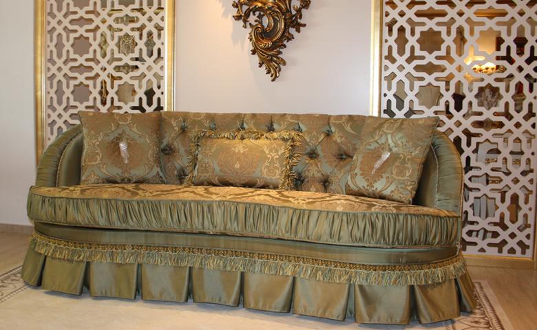 asortie lüks kanepe