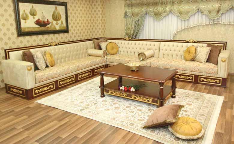 Classic Corner Set - Corner Sofa Set Models - Asortie