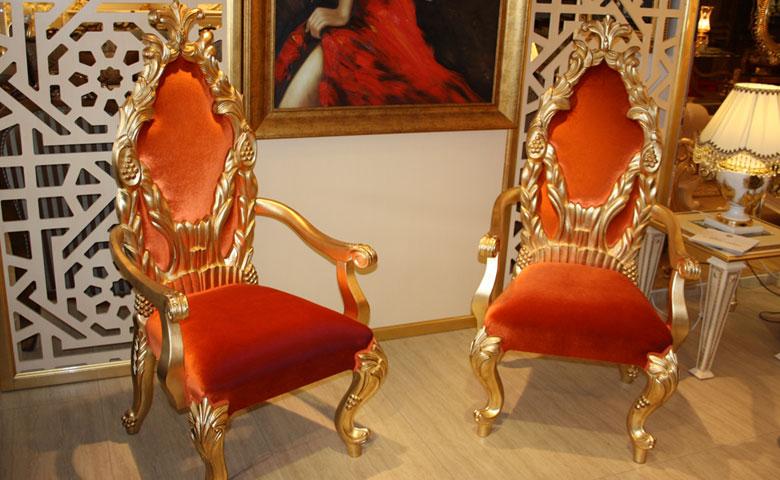 el yapımı sandalye