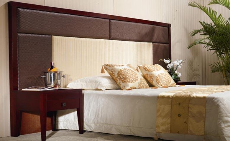 otel odası yatak