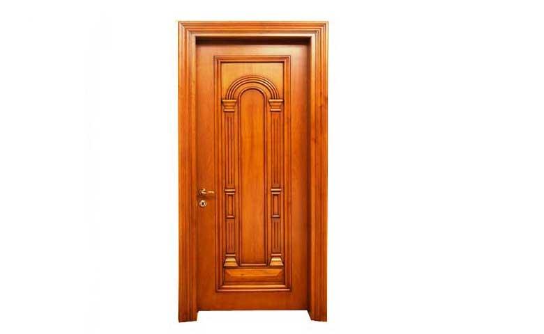 lüks doğal ahşap kapı