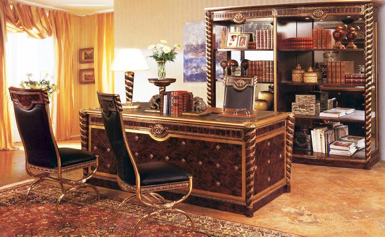 klasik ofis mobilyası