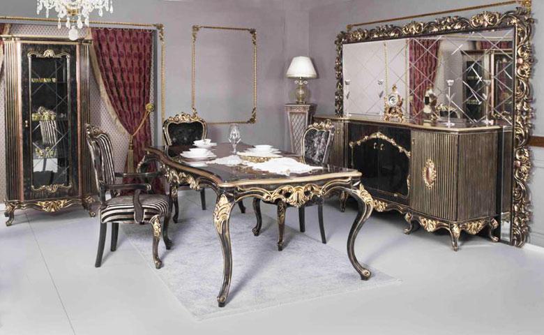 Klasik yemek odası modelli