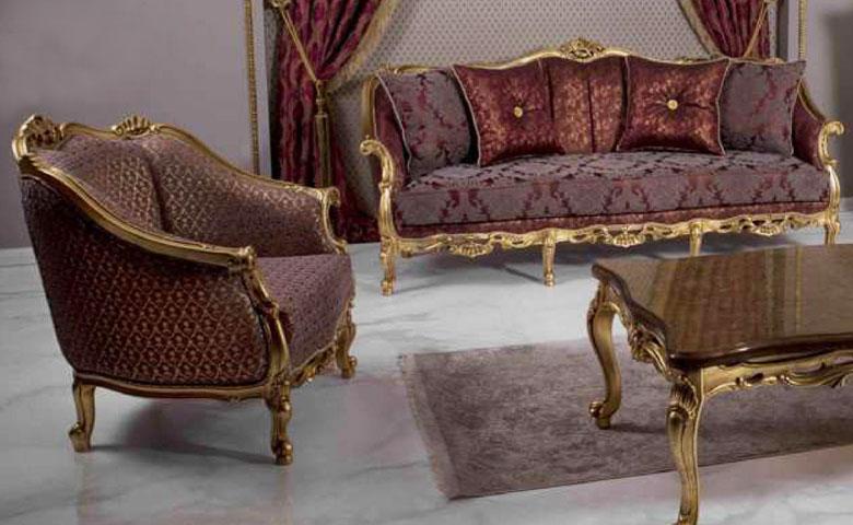 Konya klasik koltuk takımı