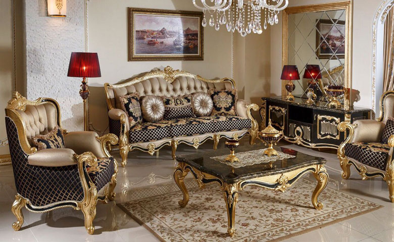 Awesome Bergamo Classic Sofa Set Classic Seating Group Models Uwap Interior Chair Design Uwaporg