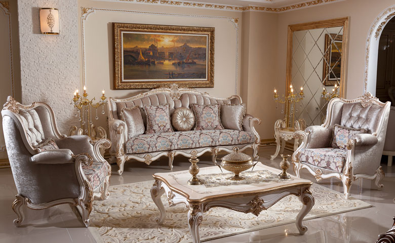 Peachy Bergamo Classic Sofa Set Classic Seating Group Models Uwap Interior Chair Design Uwaporg