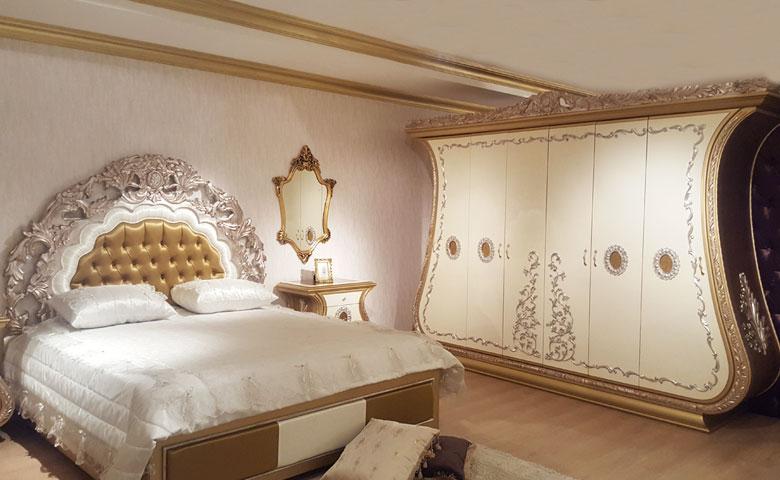 İzmir yatak odası