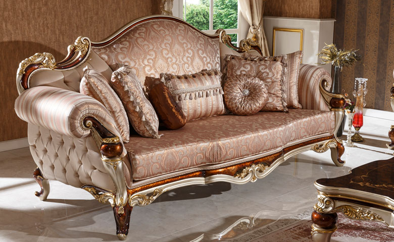 Berlin Classic Sofa Set Classic Seating Group Models