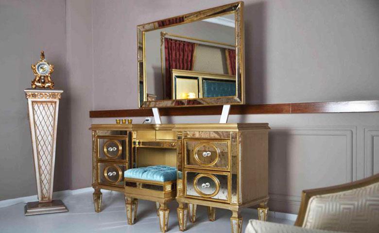 Klasik yatak odası şifonyer
