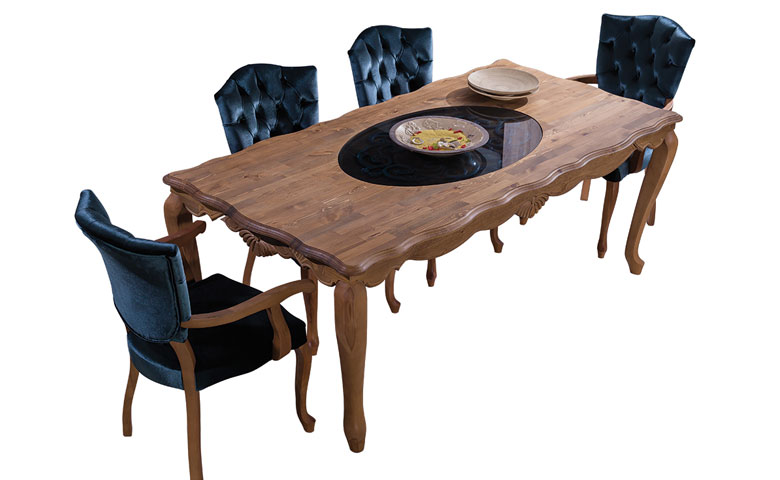 Grand Country Dining Room Set Luxury, Country Dining Room Sets