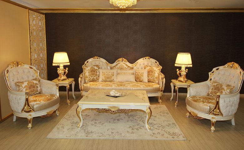 Salon klasik koltuk takımı